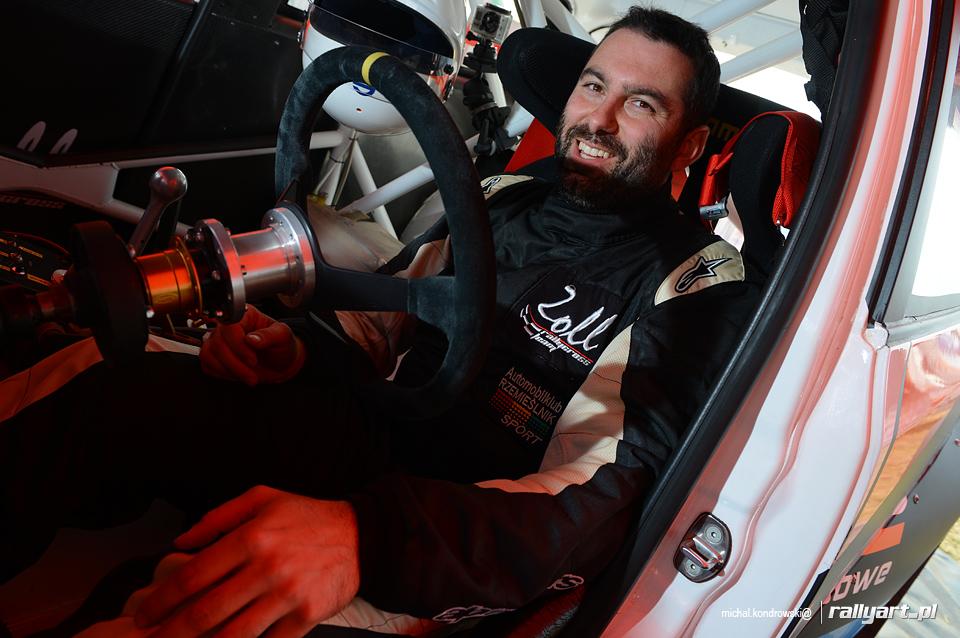 Rallycross Cup na Inter Cars Motor Show 2014