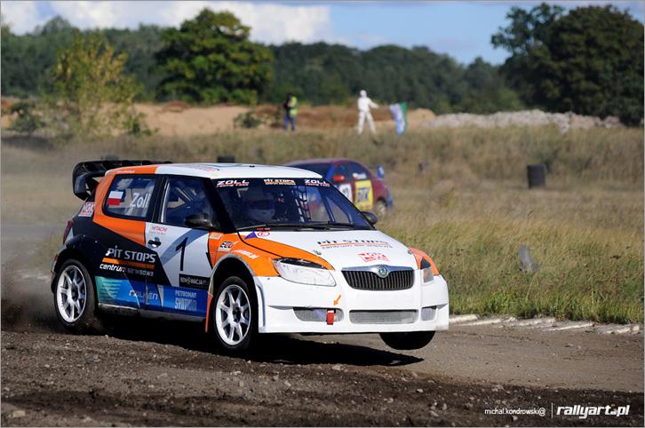 V runda Rallycross Cup 2015 | Toruñ